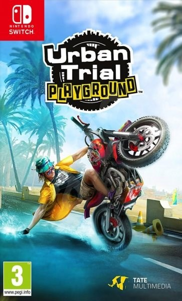 Urban Trial Playground - Nintendo Switch - Hra pro konzoli