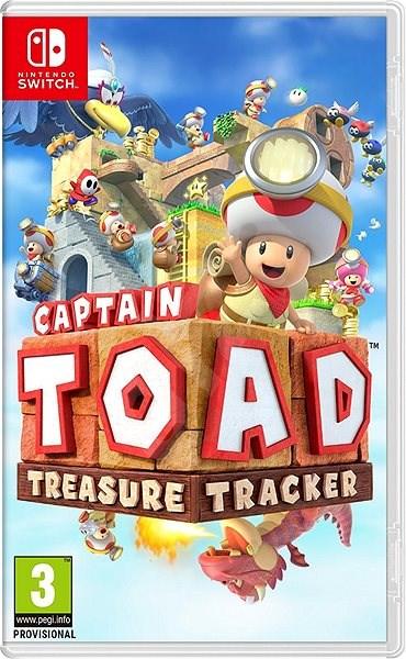Captain Toad: Treasure Tracker - Nintendo Switch - Hra pro konzoli