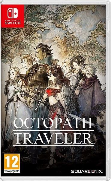 Octopath Traveler - Nintendo Switch - Hra pro konzoli