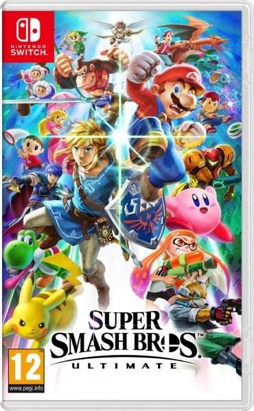 Super Smash Bros. Ultimate - Nintendo Switch - Hra pro konzoli