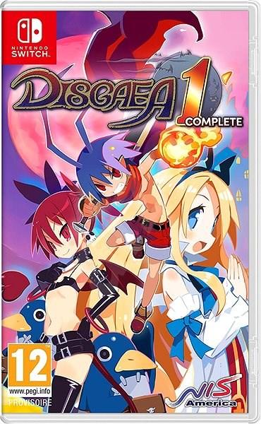 Disgaea 1 Complete - Nintendo Switch - Hra pro konzoli