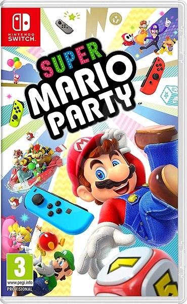 Super Mario Party - Nintendo Switch - Hra pro konzoli