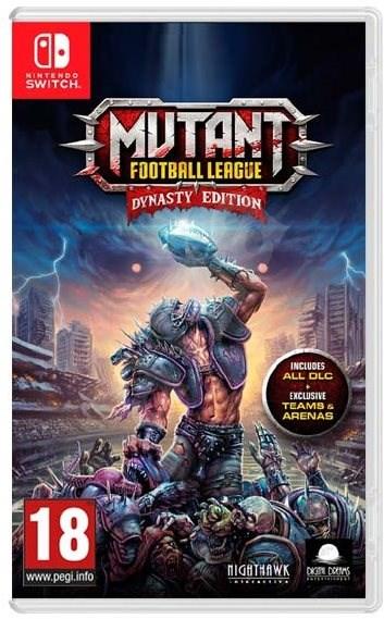 Mutant Football League - Dynasty Edition - Nintendo Switch - Hra pro konzoli