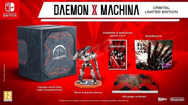 Daemon X Machina Orbital Limited Edition - Nintendo Switch - Hra pro konzoli