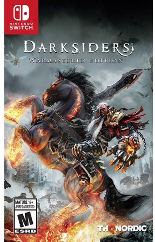 Darksiders Warmastered Edition - Nintendo Switch - Hra pro konzoli