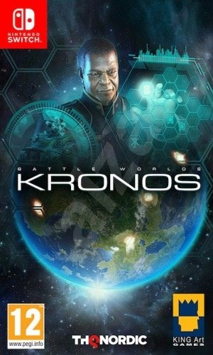 Battle Worlds: Kronos - Nintendo Switch - Hra pro konzoli