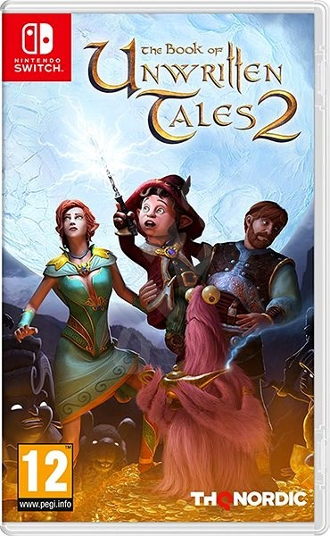 The Book of Unwritten Tales 2 - Nintendo Switch - Hra pro konzoli