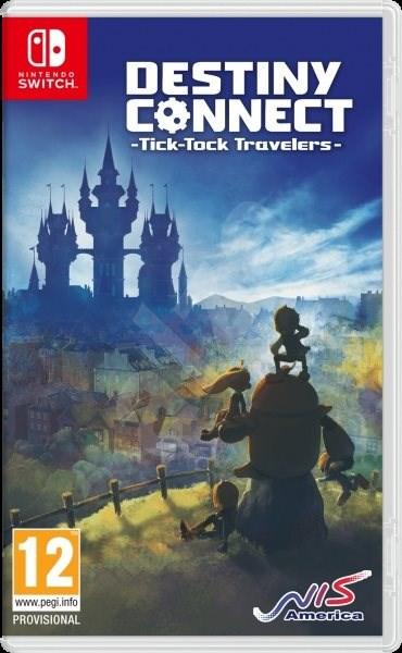 Destiny Connect: Tick-Tock Travelers - Nintendo Switch - Hra na konzoli