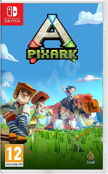 PixARK - Nintendo Switch - Hra pro konzoli