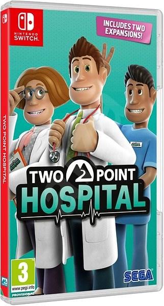 Two Point Hospital - Nintendo Switch - Hra pro konzoli