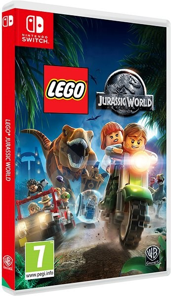 LEGO Jurassic World - Nintendo Switch - Hra pro konzoli
