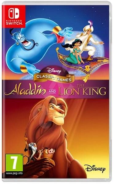 Disney Classic Games: Aladdin and the Lion King - Nintendo Switch - Hra pro konzoli