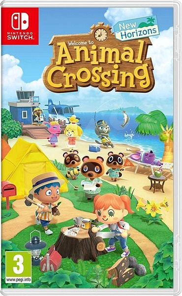 Animal Crossing: New Horizons - Nintendo Switch - Hra na konzoli