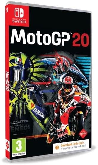 MotoGP 20 - Nintendo Switch - Hra na konzoli