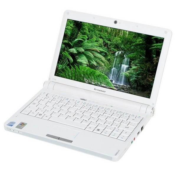 Lenovo IDEAPAD S10e bílý - Notebook