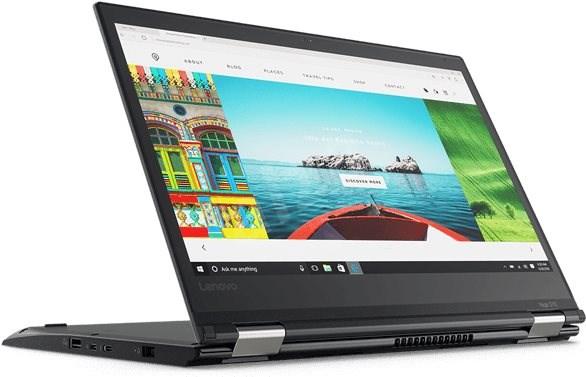 Lenovo ThinkPad Yoga 370 Black