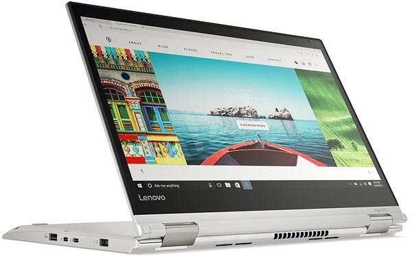 Lenovo ThinkPad Yoga 370 Silver
