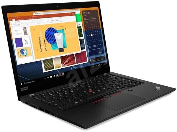 Lenovo ThinkPad X390 Black - Notebook