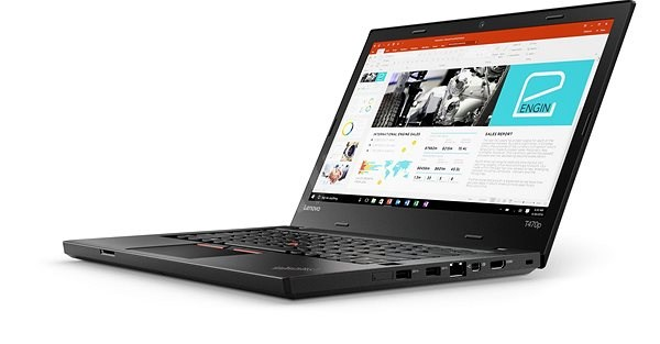Lenovo ThinkPad T470p - Notebook
