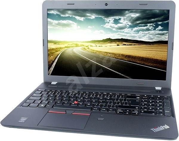 Lenovo ThinkPad E550 Black - Notebook