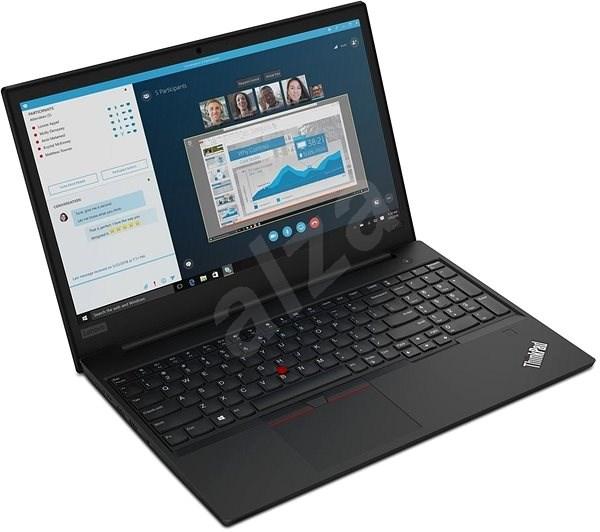 Lenovo ThinkPad E590 Black - Notebook