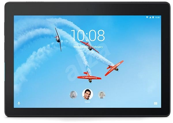 Lenovo TAB E10 16GB LTE Black - Tablet