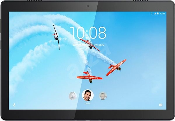Lenovo TAB M10 HD 32GB LTE Black - Tablet