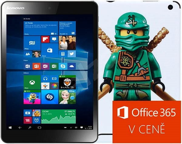 Lenovo Miix 3 8 Black 32GB - Tablet PC