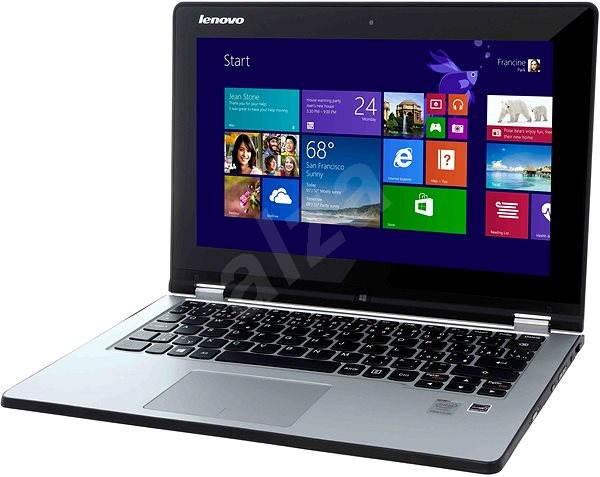 Lenovo IdeaPad Yoga 2 11 Silver - Tablet PC