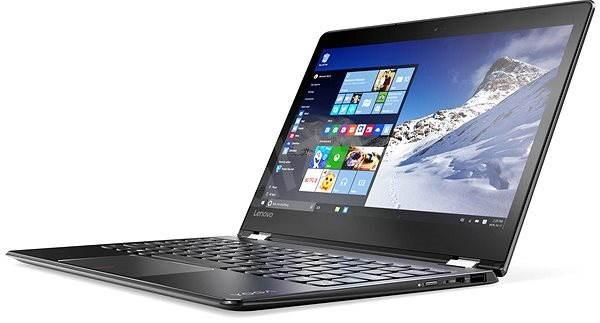 Lenovo IdeaPad Yoga 710-11IKB Black - Tablet PC