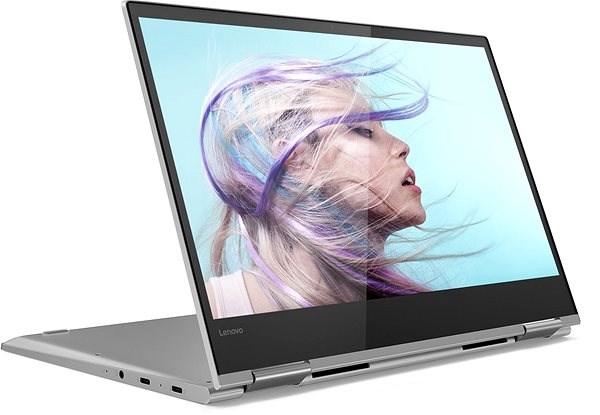 Lenovo Yoga 730-13IWL Platinum kovový - Tablet PC
