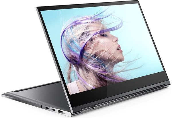 Lenovo Yoga C930-13IKB Iron Grey kovový - Tablet PC