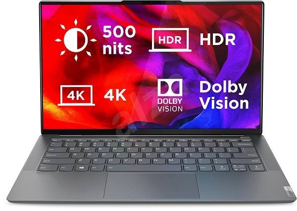 Lenovo Yoga S940-14IIL Iron Grey kovový - Notebook