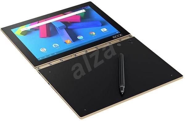 Lenovo Yoga Book 10 LTE Champagne Gold - Tablet PC