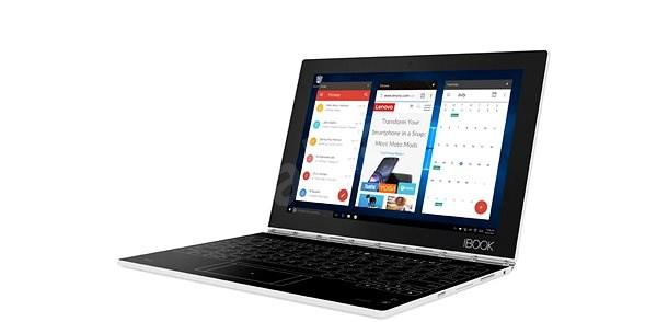 Lenovo Yoga Book 10 128GB White - Tablet PC