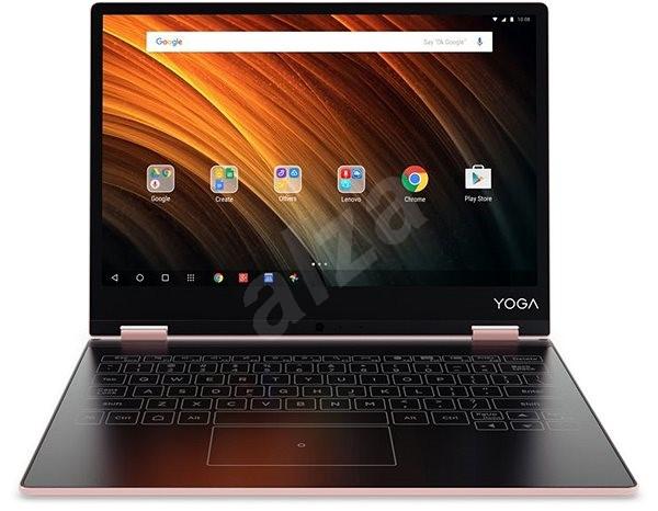5eec0a51df Lenovo Yoga A12 Rose Gold - Tablet PC