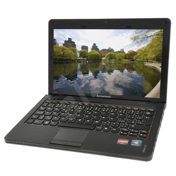 Lenovo IdeaPad S205 Black - Notebook