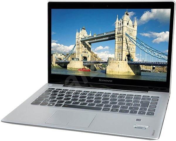 Lenovo IdeaPad U330 Touch Gray - Ultrabook