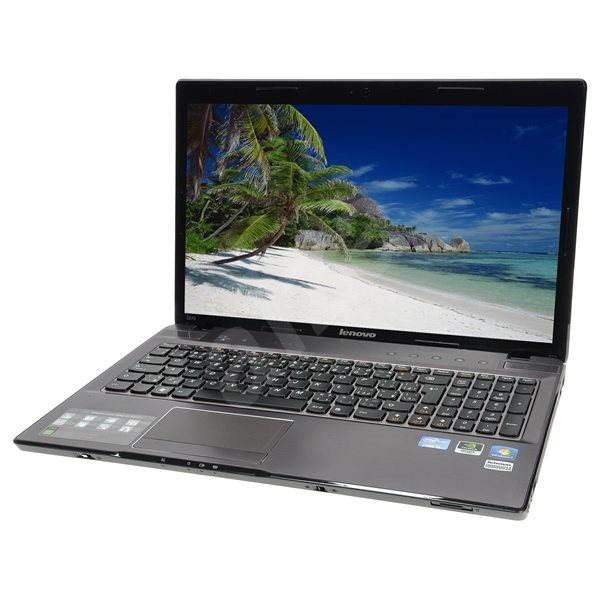 Lenovo IdeaPad Z570 černý - Notebook