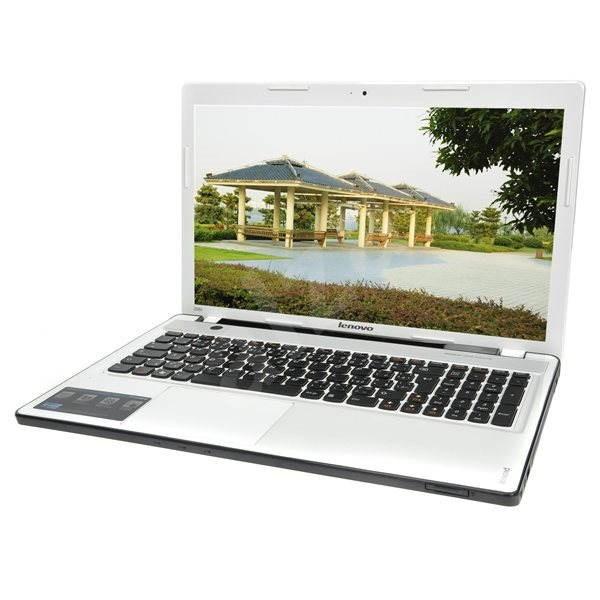 Lenovo IdeaPad Z580 White - Notebook