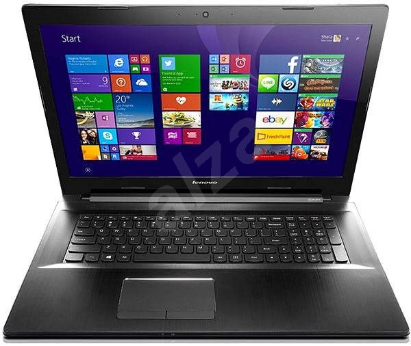 Lenovo IdeaPad Z70-80 Black - Notebook