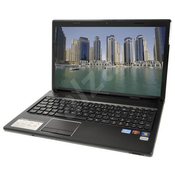 Lenovo IDEAPAD G570 Dark Metal - Notebook