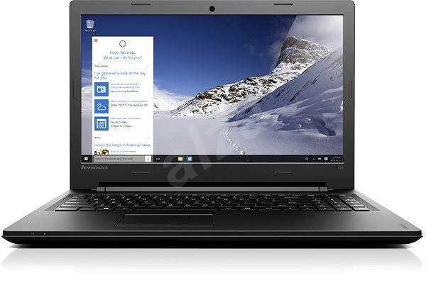 Lenovo IdeaPad 100-15IBD Black - Notebook