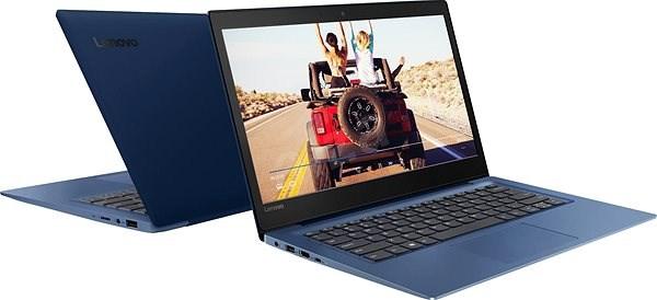 Lenovo IdeaPad S130-14IGM Midnight Blue - Notebook