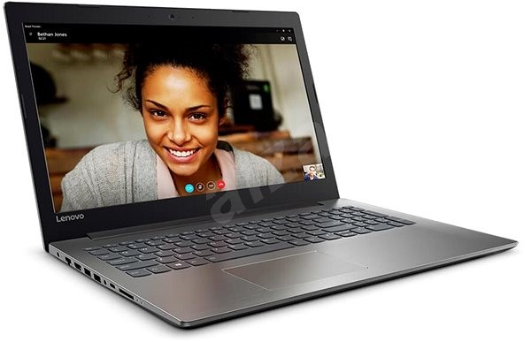 Lenovo IdeaPad 320-15AST Platinum Grey - Notebook
