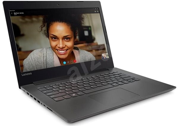 Lenovo IdeaPad 320-15AST Onyx Black - Notebook
