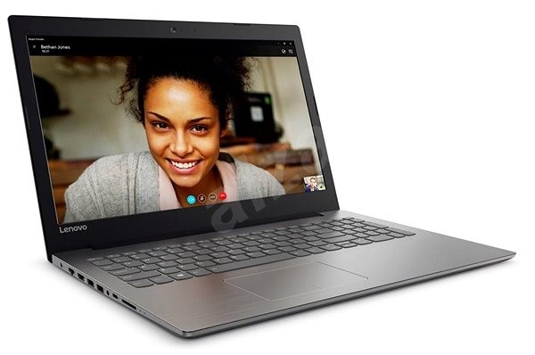 Lenovo IdeaPad 320-15AST Onyx Black - Notebook
