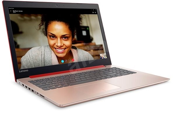 Lenovo IdeaPad 320-15IAP Coral Red - Notebook