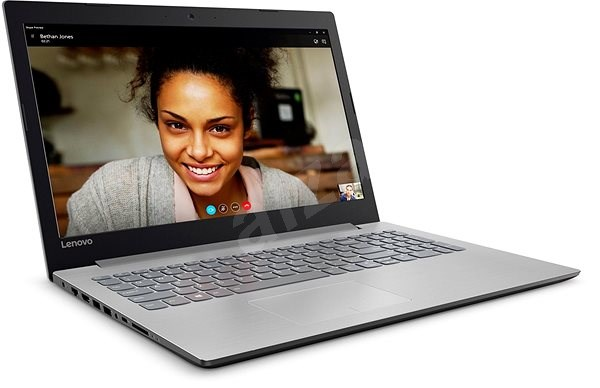Lenovo IdeaPad 320-15IKBRN Platinum Grey - Notebook