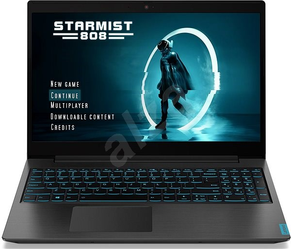 Lenovo Gaming L340-15IRH Gaming Black - Herní notebook